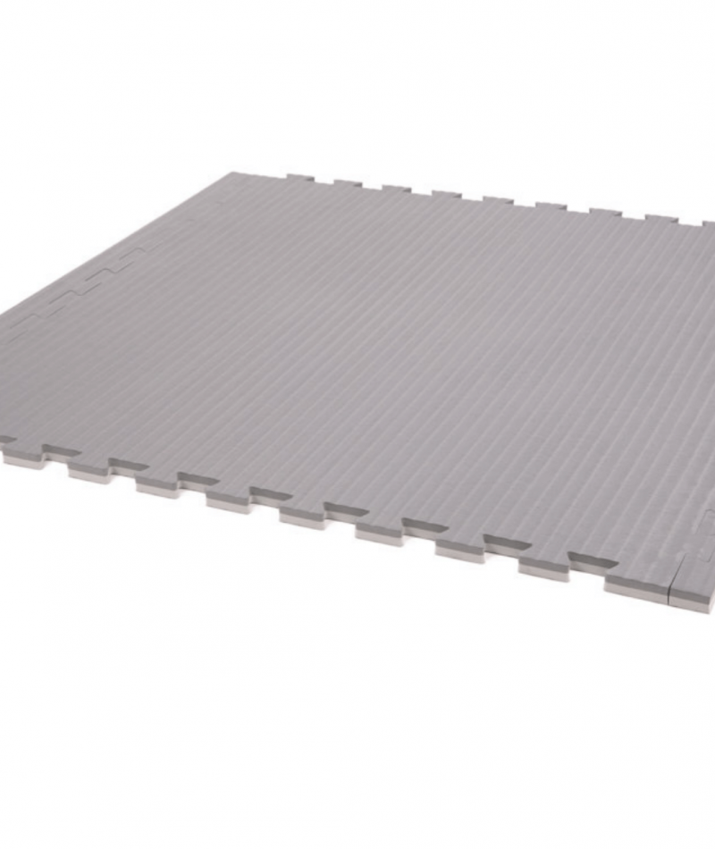 Essential 20mm exercise mats slate grey