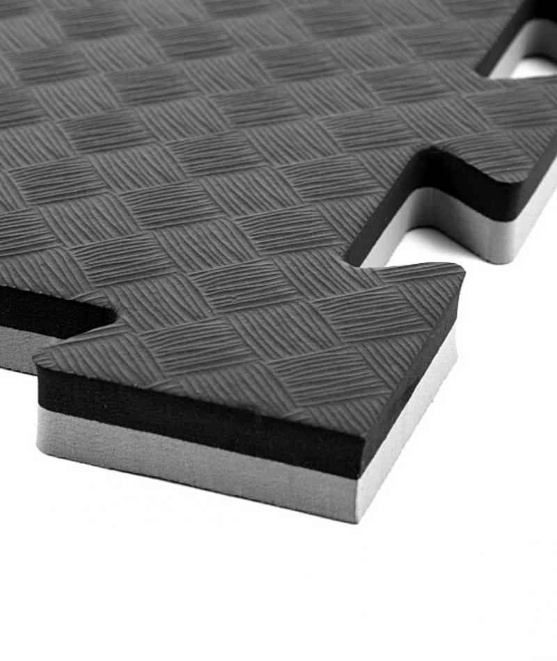GMD mma mats premium 20cm floor eva mat black grey