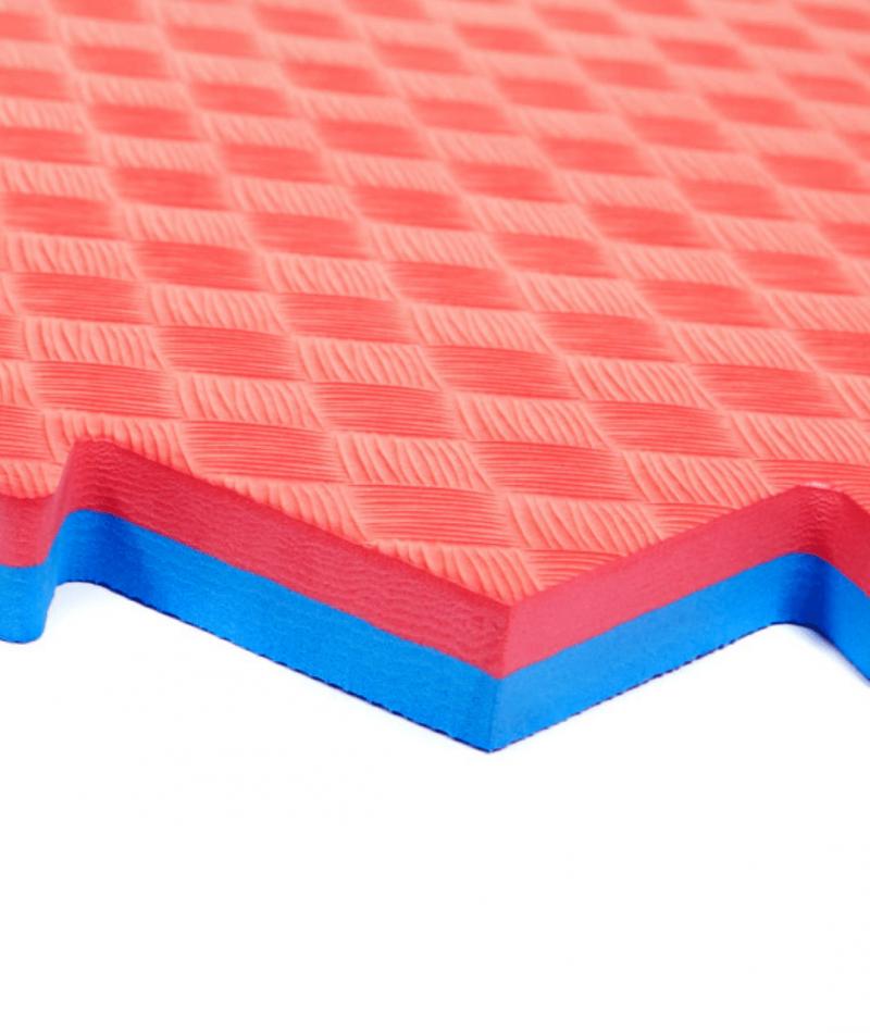 GMD mma mats premium 20cm floor eva mat red blue 1sqm