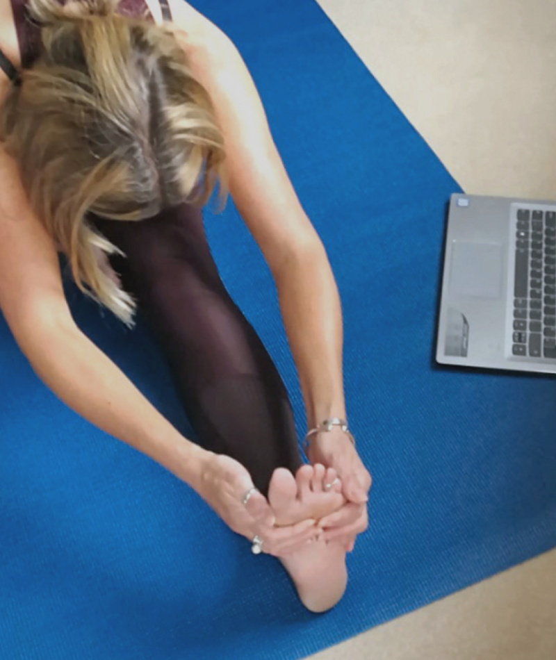 Yoga roll slim per mat