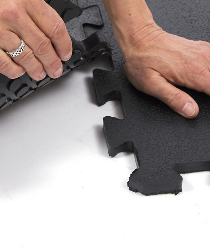 rubber gym flooring gymlock tile